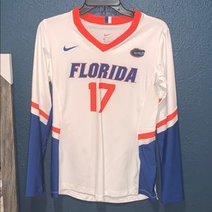 Florida volleyball jersey